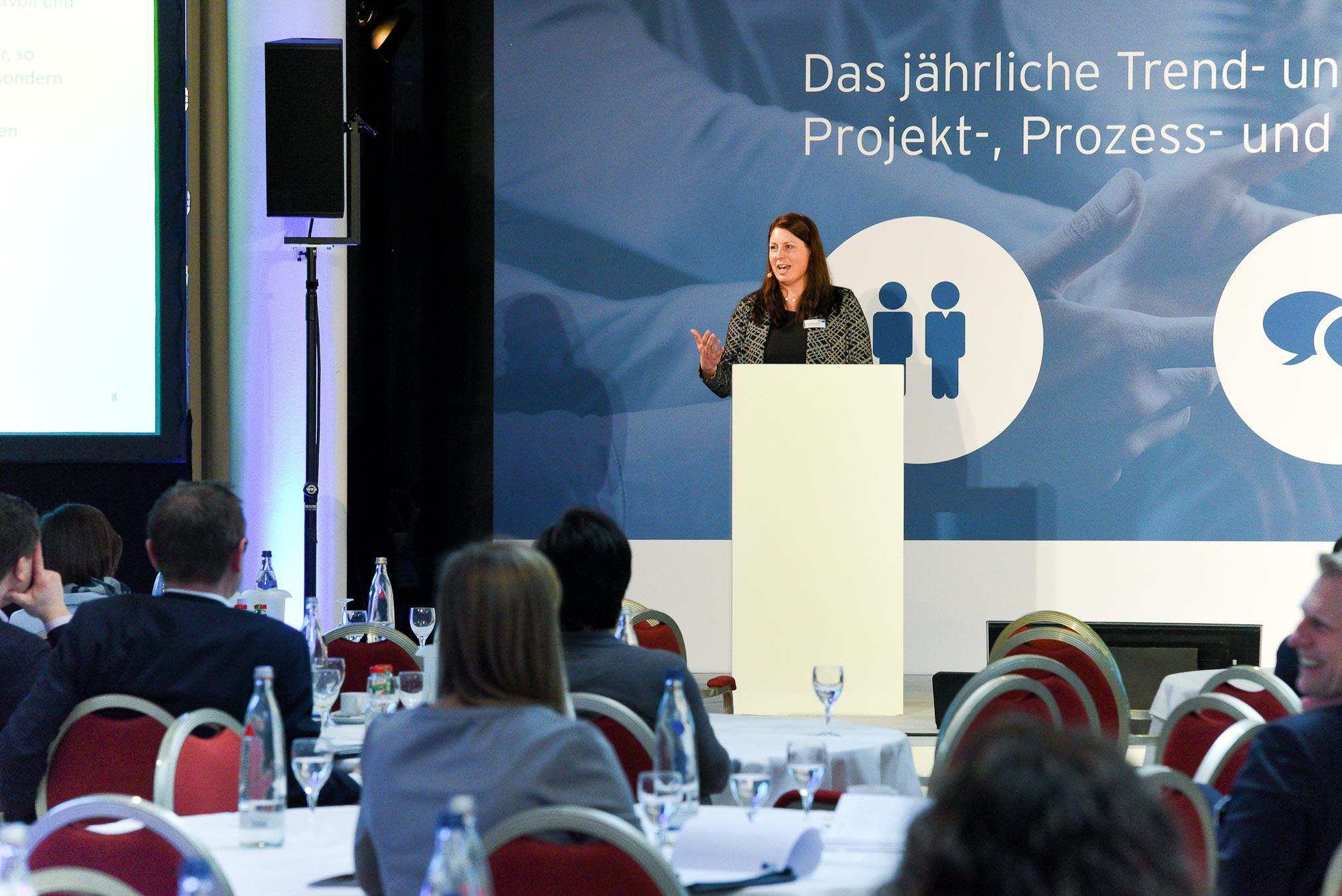 Andrea Hauk Frauen im Projektmanagement