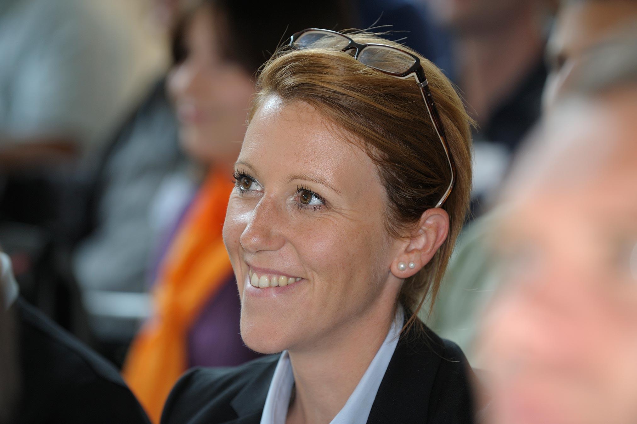 Claire Rozner Geschäftsführung