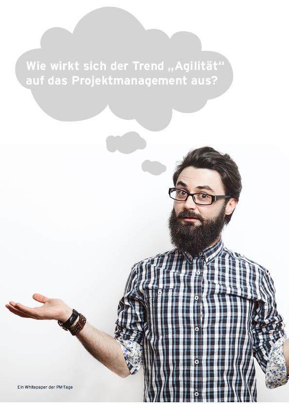 Agiles Projektmanagement Cover